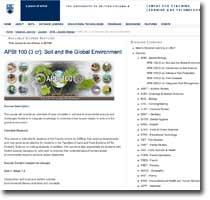 APBI 100 Website thumb image