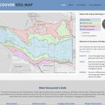 Vancouver Soil Map